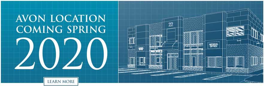 Avon location coming Spring 2020