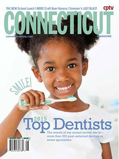 Drs. Theodore Wu, Elizabeth Dolan Holzhauer & Timothy Holzhauer are Connecticut Magazine Top Dentists!