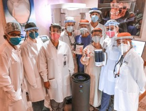BBD Team in PPE Equipment